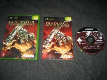 Gladiator - Sword of Vengeance - Komplett - Xbox