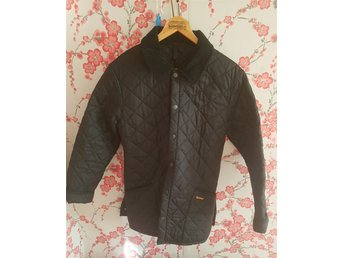Barbour Quilted Jacket svart Small