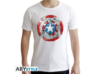 T-Shirt - Marvel - Captain America Classic (Medium)