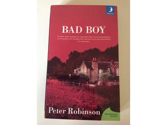 Bad boy av Peter Robinson, pocket