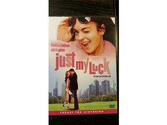 DVD Just my luck (Lindsay Lohan, Chris Pine) - Huskvarna - DVD Just my luck (Lindsay Lohan, Chris Pine) - Huskvarna
