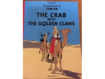Tintin The crab with the golden claws 2002