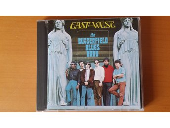 The Butterfield Blues Band . East - West. Cd i nyskick. Superblues.