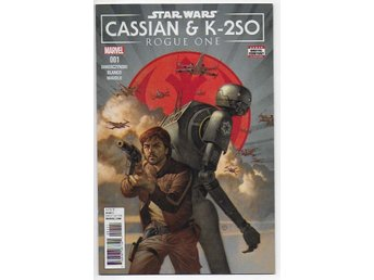 Star Wars: Rogue One - Cassian & K2SO Special NM Ny Import
