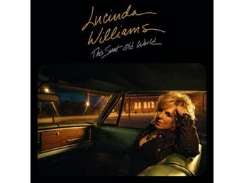 Williams Lucinda: This sweet old world (Colour) (2 Vinyl LP + Download)