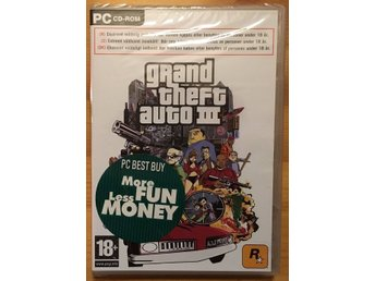 Grand Theft Auto III (PC NY!)