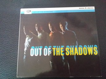 Shadows, The - Out Of The Shadows. Cd digipack . Stereo & Mono