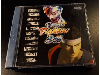 Virtua Fighter 3 - Komplett - Sega Dreamcast