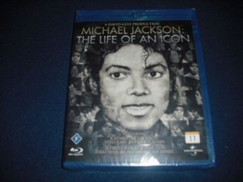 Michael Jackson - The life of an icon - Blu-ray *INPLASTAD*