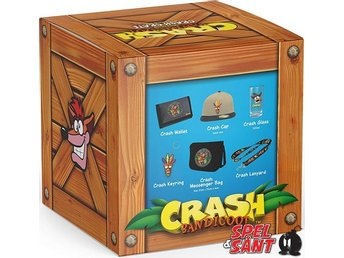 Big Box Crash Bandicoot Crate