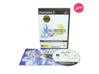 Final Fantasy X (Not to be sold separately / PS2)