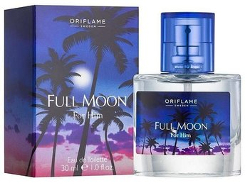 Full Moon For Him Eau de Toilette, 30 ml. Ny i kartong och plast.