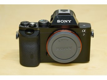 SONY ILCE-7 A7 Fullframe Camera Body for E Mount.
