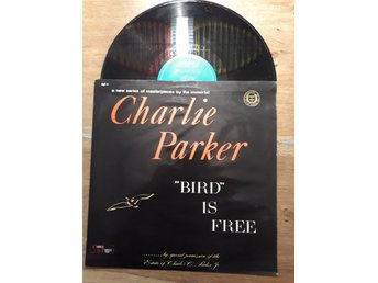 "LP Charlie Parker - ""Bird is Free"" - Summit"
