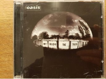 OASIS – Don't Believe The Truth CD 2005