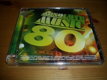 2-CD Absolute music 80