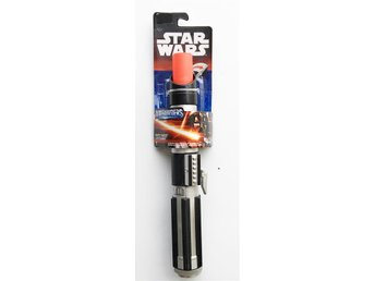 Star Wars Lasersvärd Darth Vader Light Saber Stjärnornas Krig