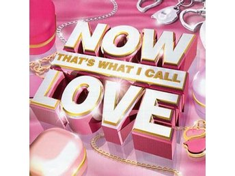 Now That's What I Call Love (2CD) Ord Pris 159 kr SALE