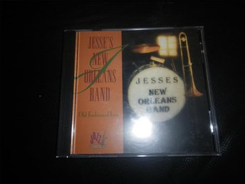 jesses new orleans band old fashion love cd