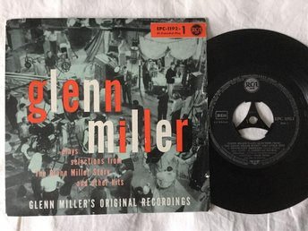 "Glenn Miller - Plays Selections From "" The Glenn Miller Story"" And Other Hits"