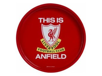 Liverpool Plåtfat This Is Anfield