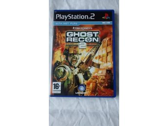 Play Station 2 Ghost Recon 2