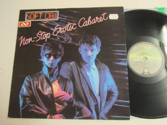 "Soft Cell ""Non Stop Erotic Cabaret"""