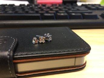 Diamantörhängen vitguld - Växjö - Diamantörhängen vitguld - Växjö