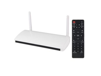 TV-Box Full HD 1080P Android 4.4 Media Spelare 400MP2 GPU, RAM: 512MB, ROM: 8GB