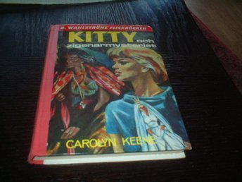 CAROLYN KENNE:KITTY OCH ZIGENARMYSTERIET 1968