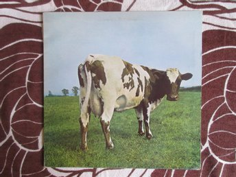 PINK FLOYD - ATOM HEART MOTHER (UK, 1971, HARVEST)