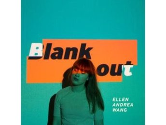 Wang Ellen Andrea: Blank Out (Vinyl LP)