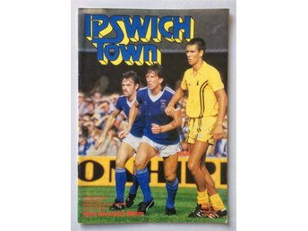 Ipswich – West Bromwich 1980 match program Terry Yorath Davy Jones The Monkees