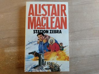 Alistair MacLean - STATION ZEBRA