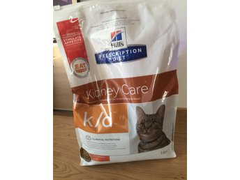 Kattmat kidney Care Hill's preskription diet katt mat
