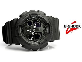 Casio GA-100 G-SHOCK 200M