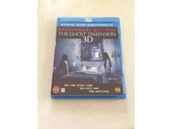 Paranormal Activity Ghost Dimension 3D