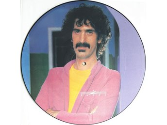 Maxi  Bildskiva   Frank Zappa  You are what you is