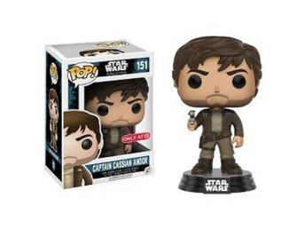 POP! Star Wars Rogue One Captain Cassian Andor Exclusive
