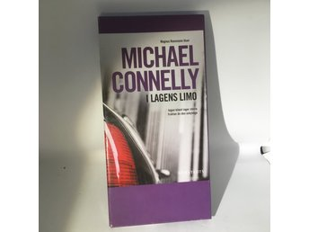 Ljudbok Michael Connelly I lagens limo 12 cd skivor  15,5 tim