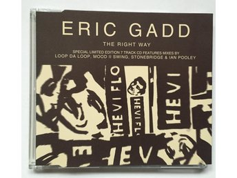 ERIC GADD: The Right Way