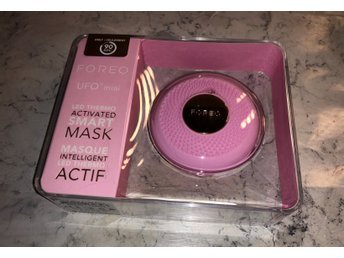 Foreo Ufo mini Led Thermo Activated Smart 90 sec mask Pink OÖPPNAD