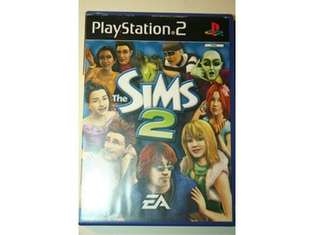 The SIMS 2 (PS2 - Playstation 2)