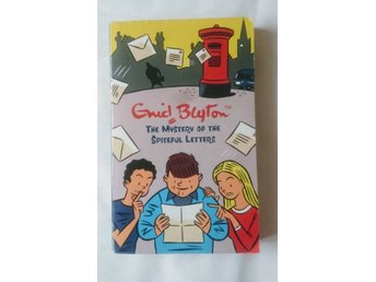 Enid Blyton – THE MYSTERY OF THE SPITEFUL LETTERS