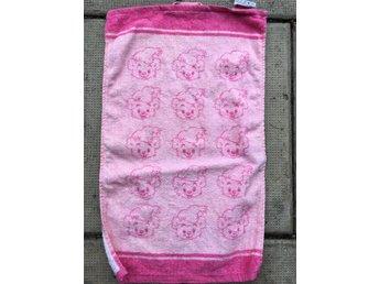 Liten rosa handduk Bamse (335716879) ᐈ Köp på Tradera d89c96e986beb