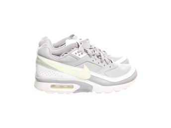 size 40 88bd3 02867 Nike, Sneakers, Strl  42,5, Nike Air Max, Vit Grå Ljusgul