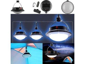 60 Led Portable Rechargable Tent Night Light La 335936905