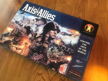 Komplett Axis & Allies Revised Edition, 2004
