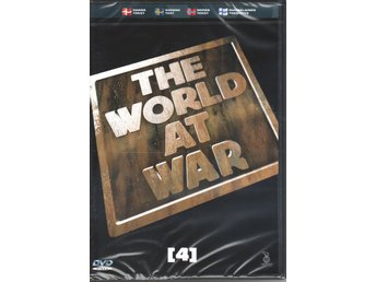 The World At War - Nr 4 - DVD - Nytt