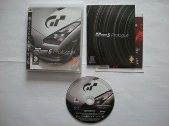 PS3 Gran Turismo Prologue